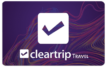 clear trip pre-paid card